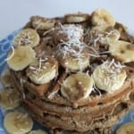Coconut Waffles – Vegan and Gluten-Free