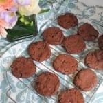 Triple Chocolate Sablés