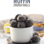 Blueberry Muffin Energy Balls
