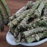 Asparagus Fries {Vegan & Gluten-Free}