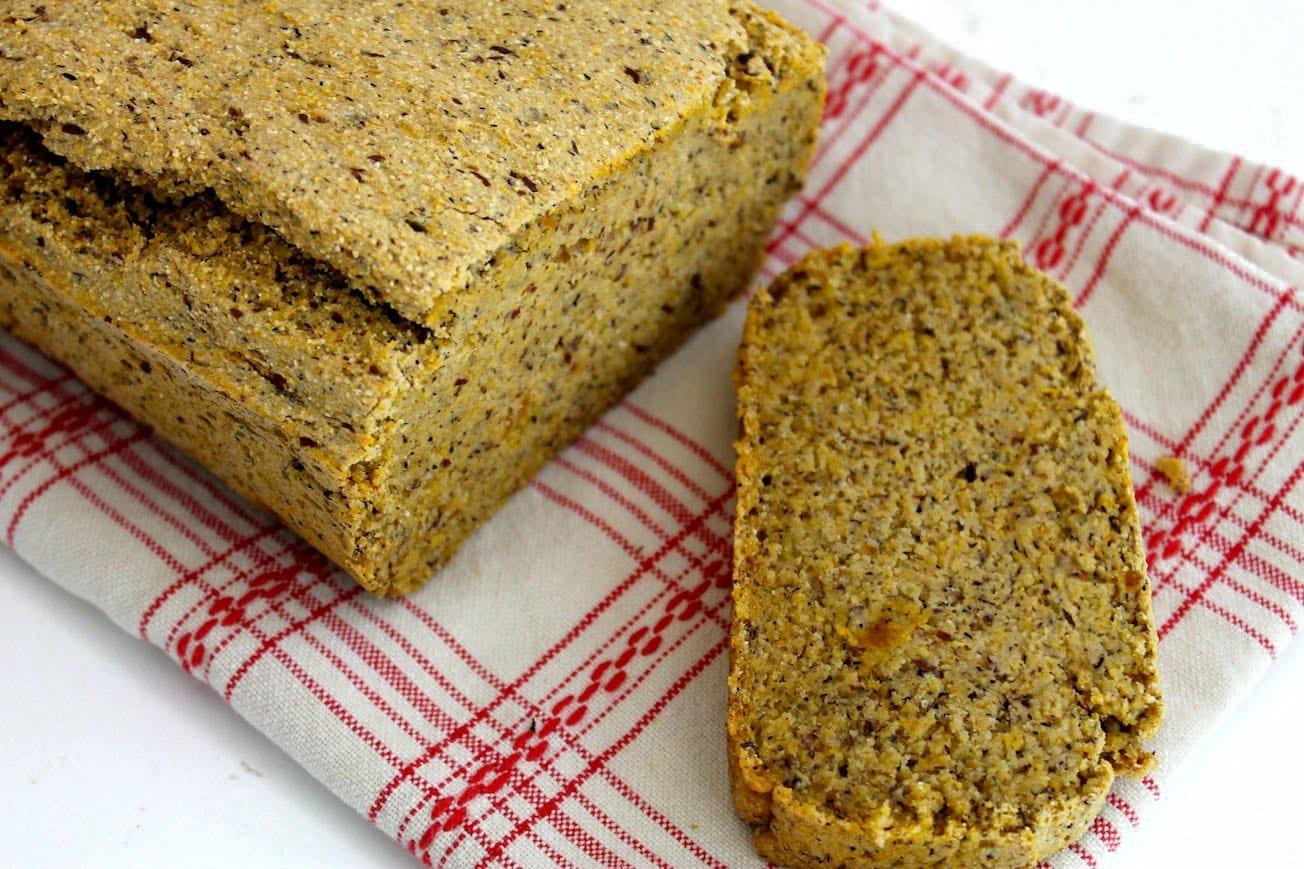 Pumpkin Cornbread Gluten-Free and Vegan - The Healthy Maven