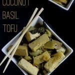 Slow-Cooker Coconut Basil Tofu