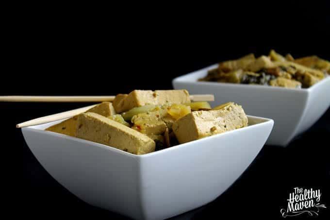 coconut basil tofu 2
