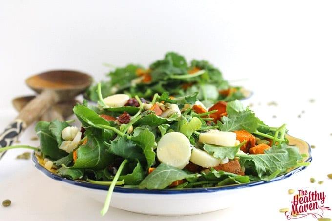 detox kale salad 2