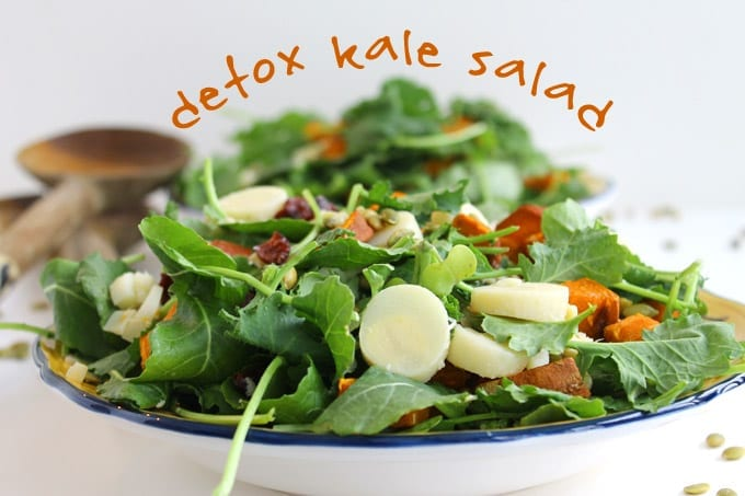 detox kale salad 3