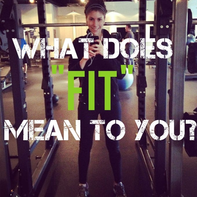 what does fit mean to you