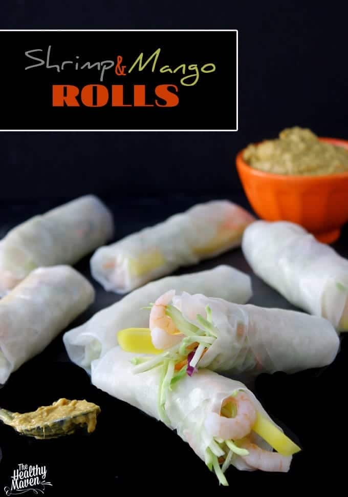 shrimp and mango rolls 4