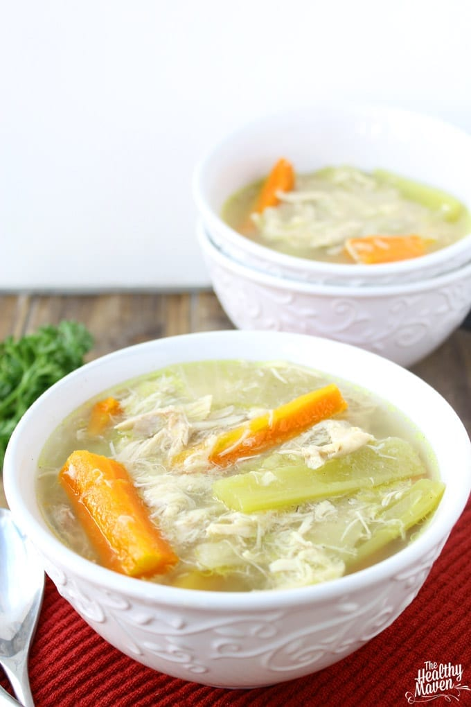 slow-cooker chicken soup 3