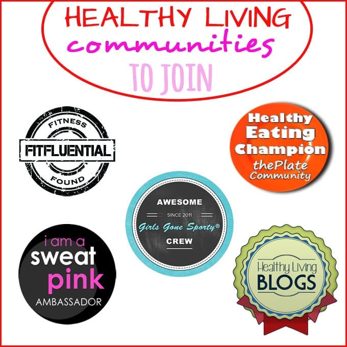 Healthy Living Communities to Join