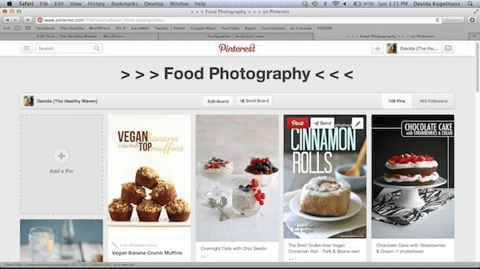 Pinterest-food photography
