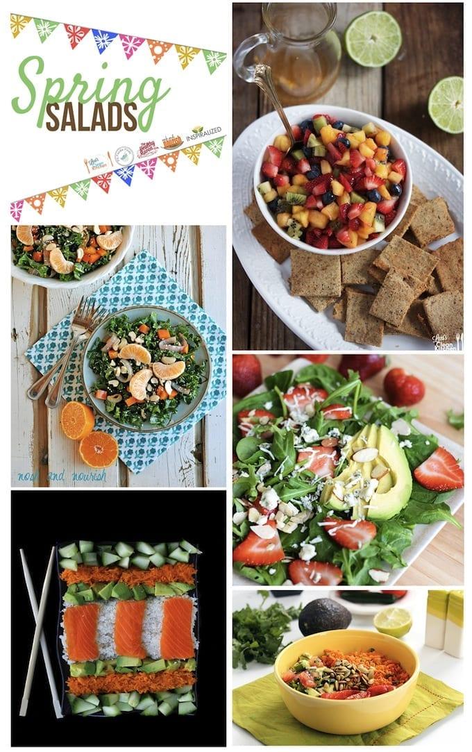 Spring Salads Round-Up