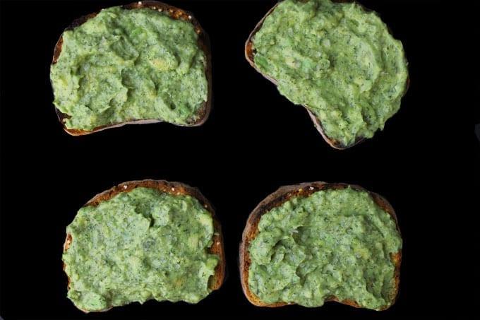 dill avocado toast 2