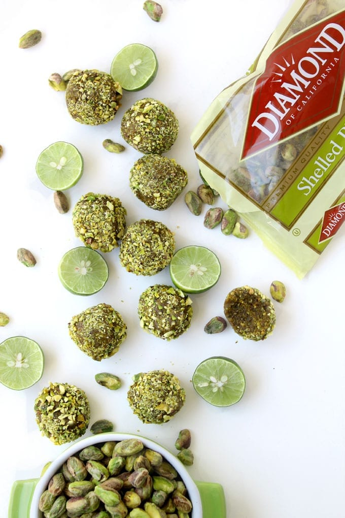 raw key lime pistachio bites 3