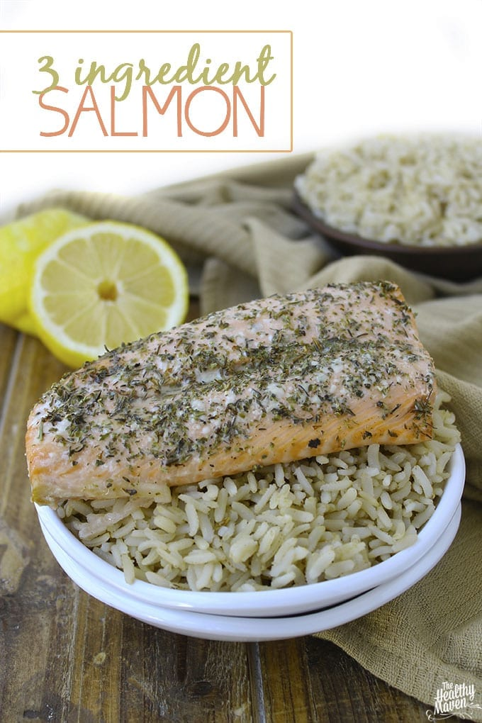 3 Ingredient Salmon
