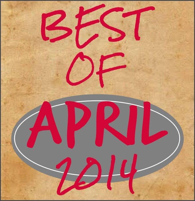 best of April 2014