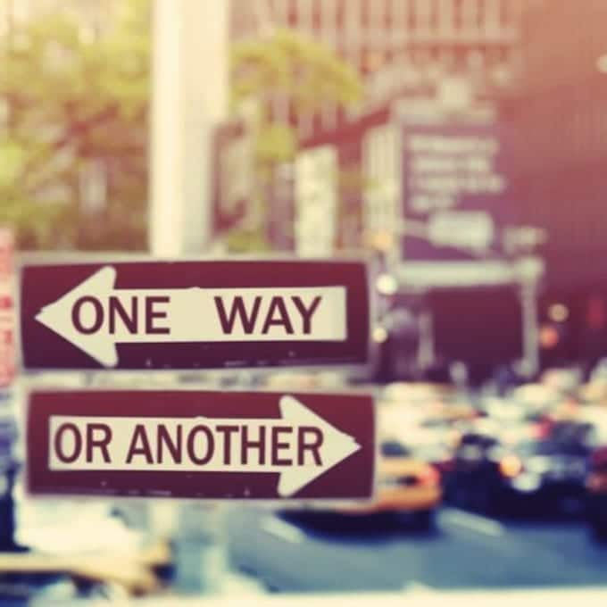 one-way-or-another