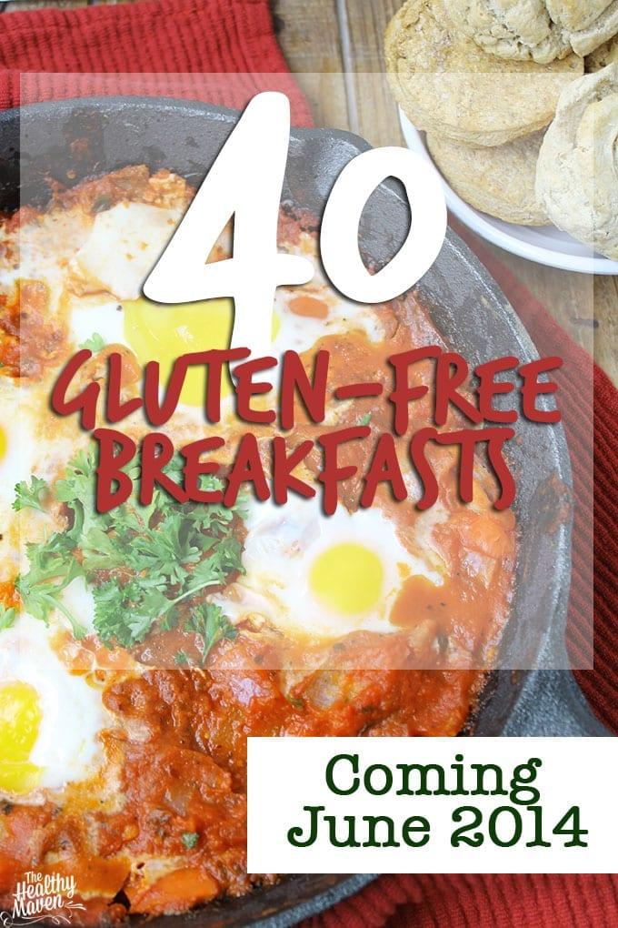 40 Gluten Free Breakfast Recipes