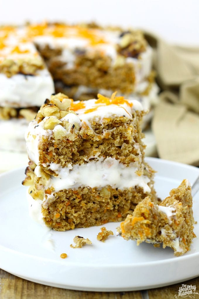 Gluten-Free Carrot Cake 3