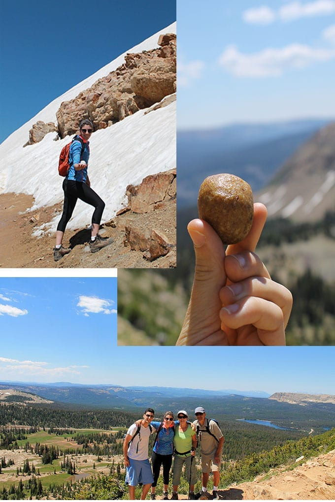 Bald Mountain Collage