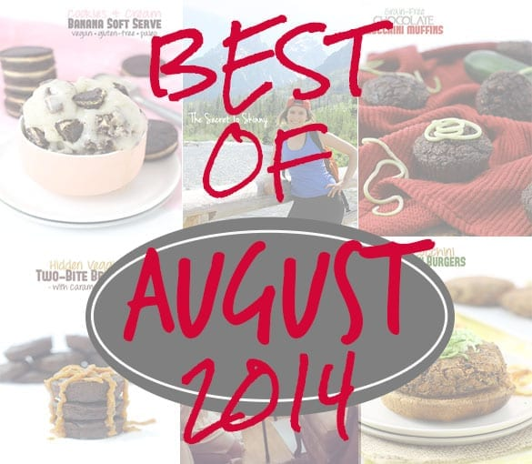 best of august-collage