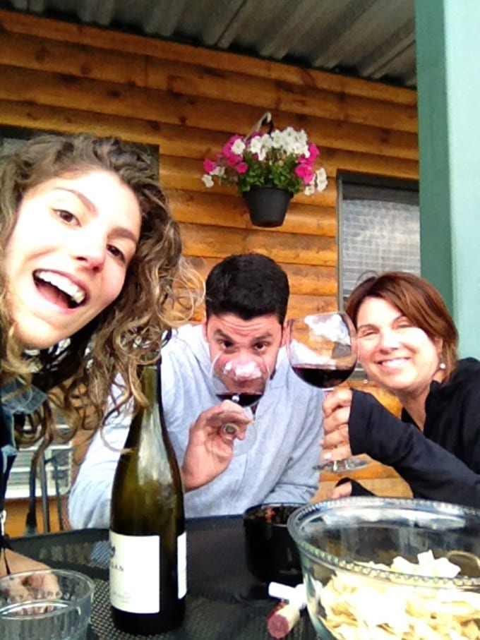 wine in montana