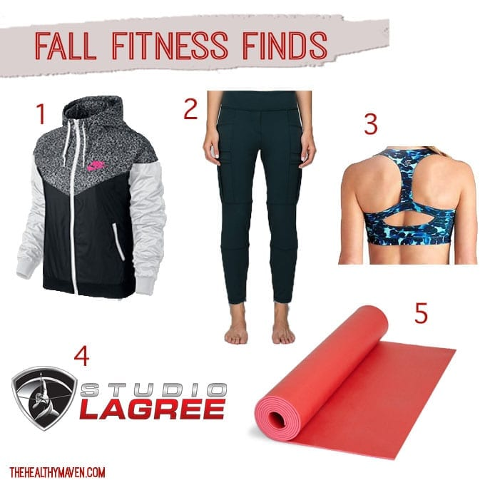 Fall Fitness Finds // thehealthymaven.com