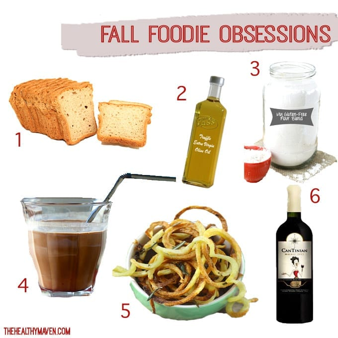 Fall Foodie Obsessions // thehealthymaven.com