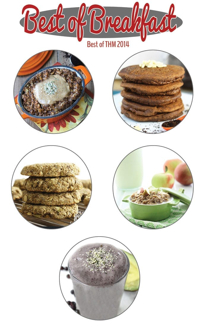 Best of Breakfasts 2014 from The Healthy Maven