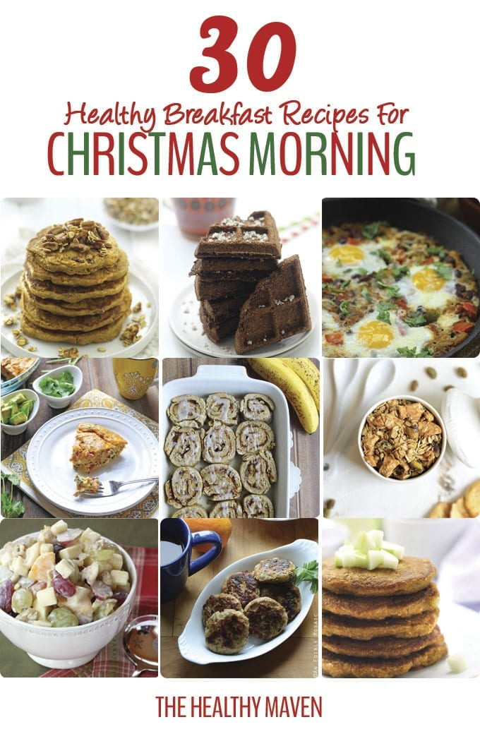 30 healthy breakfast recipes for christmas morning forumfinder Gallery