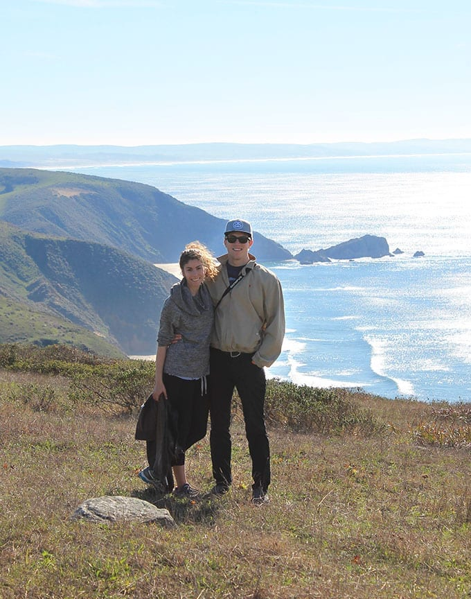 me and c point reyes