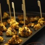 Cajun Cauliflower Poppers