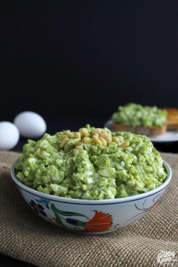 pesto-egg-salad