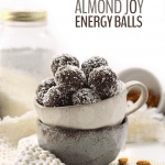 No-Bake Almond Joy Energy Balls