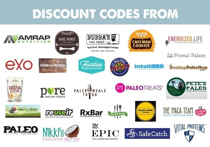 DIscount Code Vendors Graphic