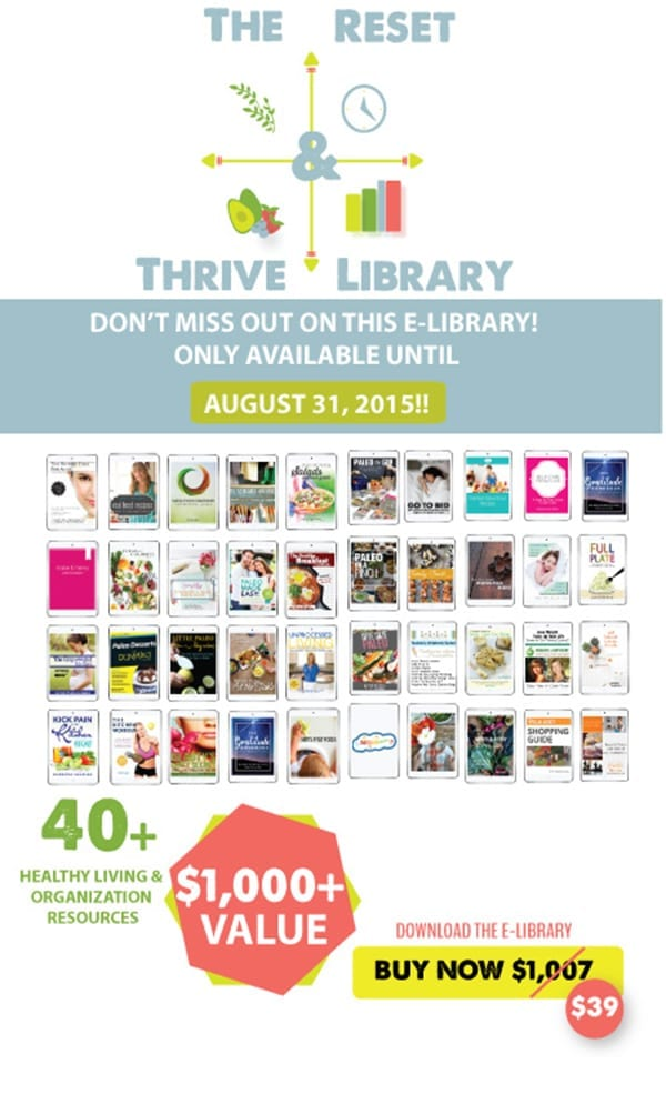 The Reset & Thrive Library Vertical Banner (large)