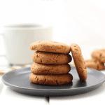 {VIDEO} Healthy Peanut Butter Cookies