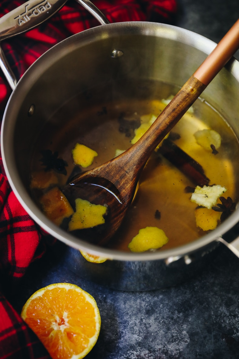 Fall Simmering Spices From Kitchen Ingredients The Healthy Maven