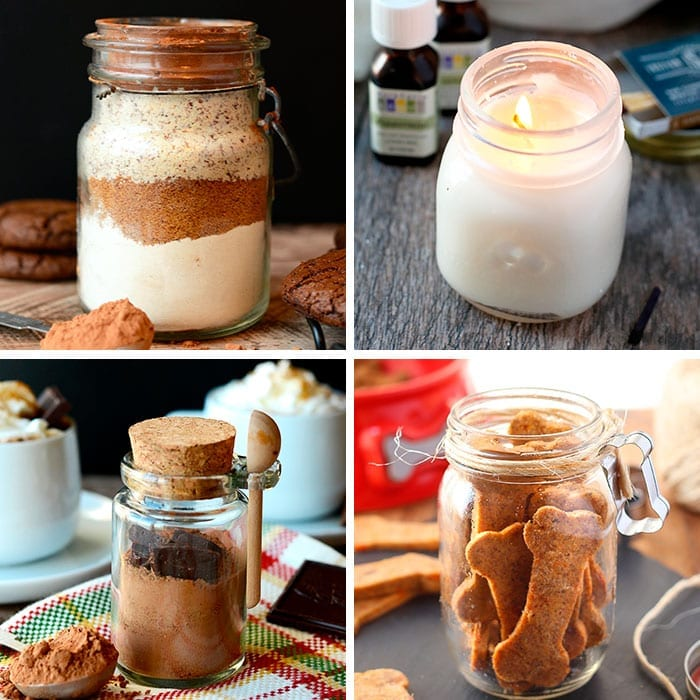 12 Diy Holiday Gifts In A Jar The Healthy Maven