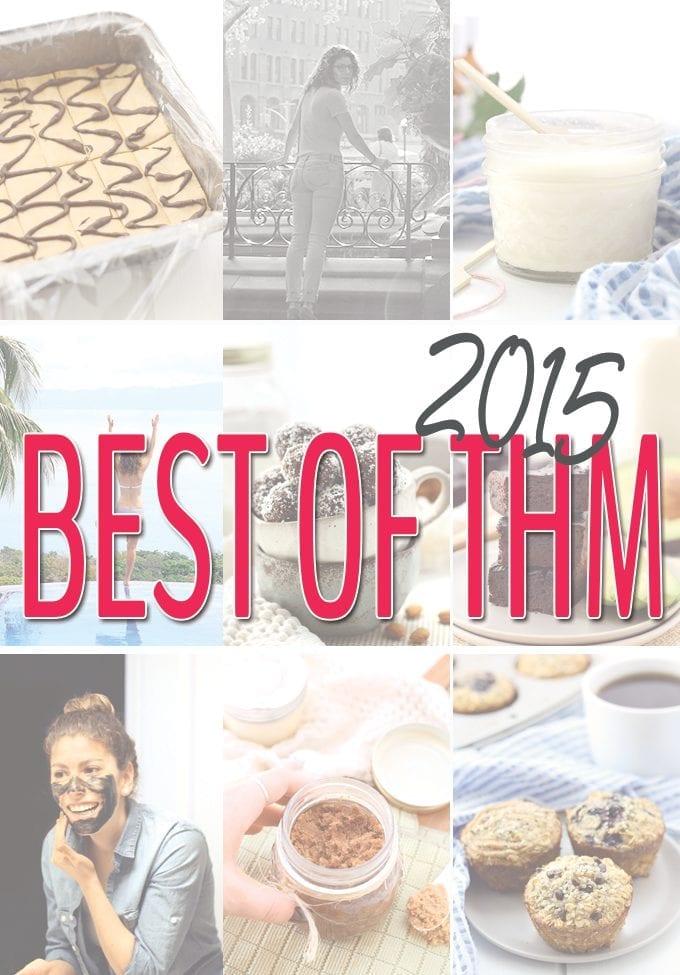 Best of The Healthy Maven 2015