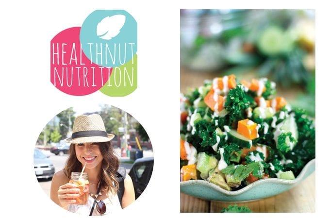 HealthNut-Nutrition