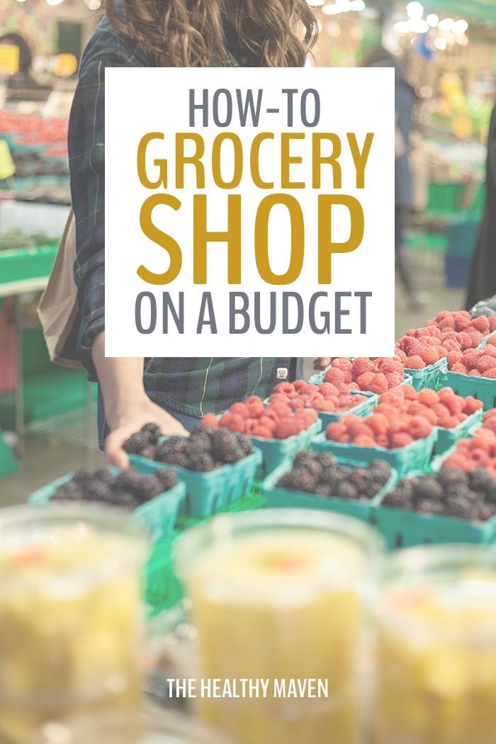 With rising food prices, it's getting harder to grocery shop without breaking the bank. Here are a list of tips on how to grocery shop on a budget so your stomach and wallet will thank you.