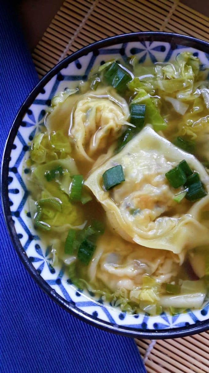Vegetarian-Wonton-Soup