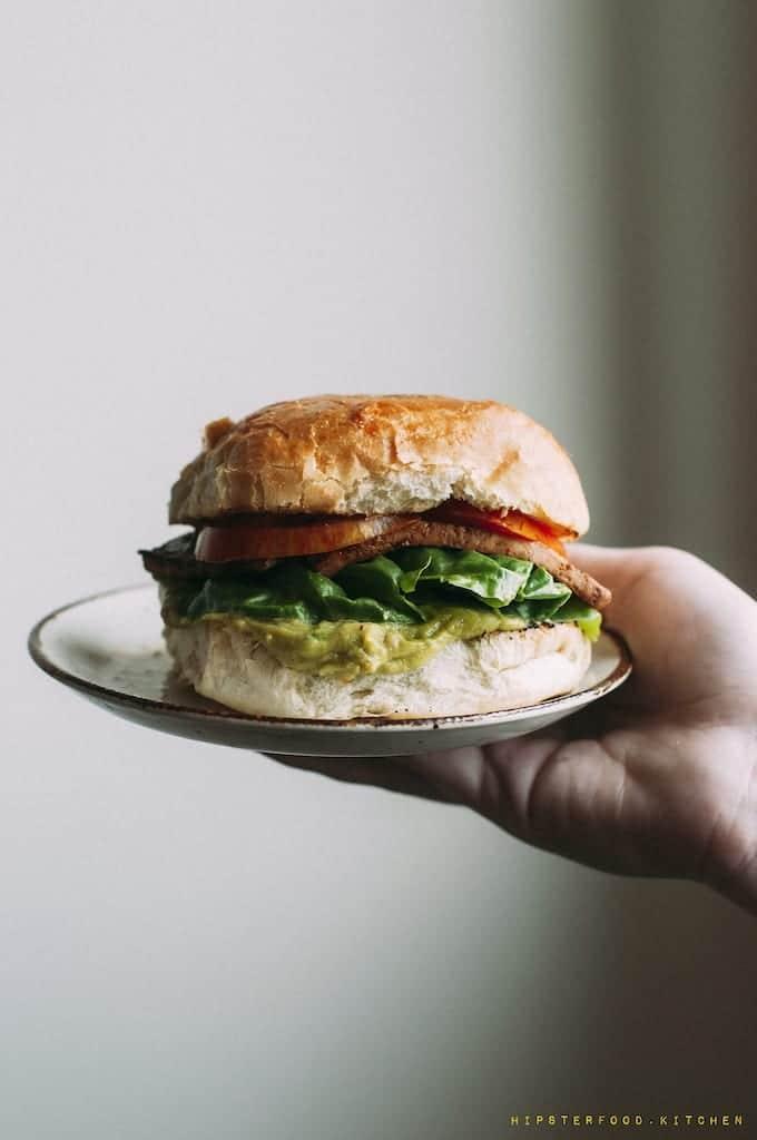 vegan+BLT+(with+avocado)