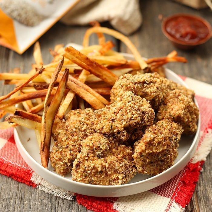 Nuggets Healthy Eats: Healthy Chicken Nuggets