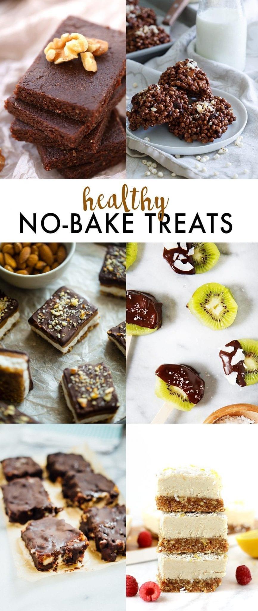HealthyNoBakeTreats