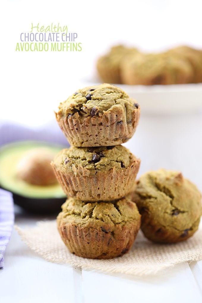 Healthy-Chocolate-Chip-Avocado-Muffins-2