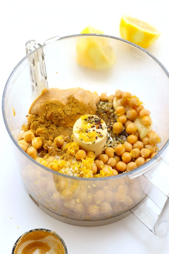 Everyone knows hummus is the ultimate dip appetizer! Change up your usual snacking with this Lemon Hemp Hummus made with fresh lemons and Hemp Hearts for a nutritious recipe made from wholesome ingredients.