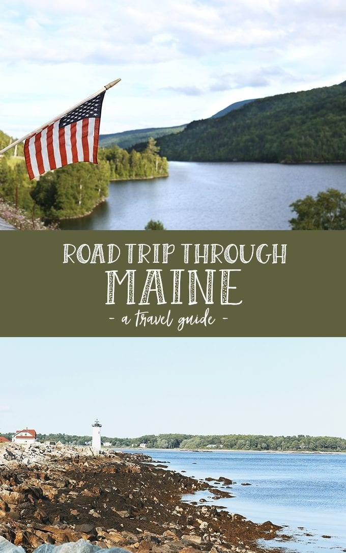 Looking to hit the road this summer? Follow along on our epic road trip through Maine with Love with Food! From Acadia National Park to Portland, Maine this post will take you through our journey along Maine's beautiful coastline!