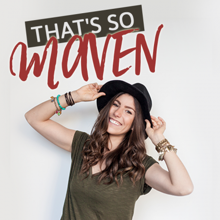 Introducing That's So Maven, a new podcast from The Healthy Maven. Learn what That's So Maven is all about and which guests to expect on the podcast!