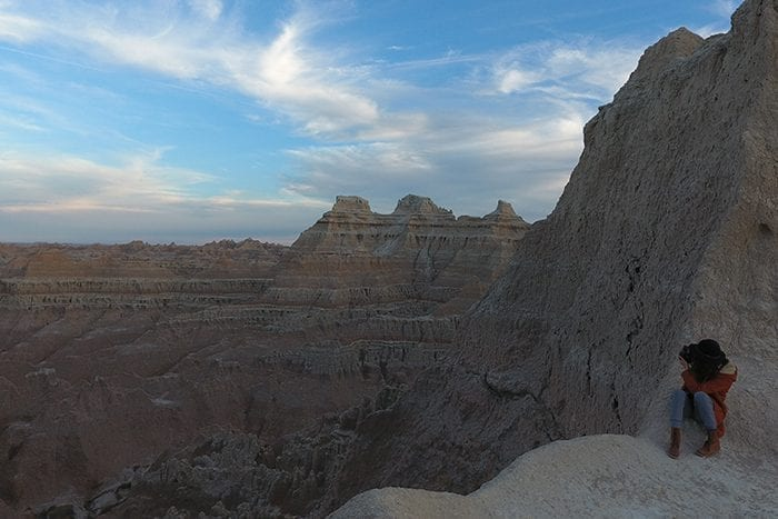 We packed up our car and headed west towards Badlands National Park in South Dakota. What we got was way more than we expected. Here's what went down...